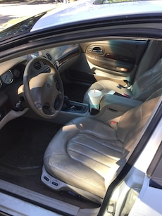 2000 chrysler 300M get in and Drive car
