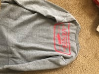 gray and red crew-neck sweater Fayetteville, 28307