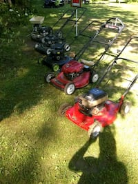 Push mowers$55.and up Titusville, 16354