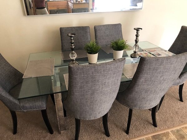 Gorgeous Dining Room Set Willing To Chairs Separate