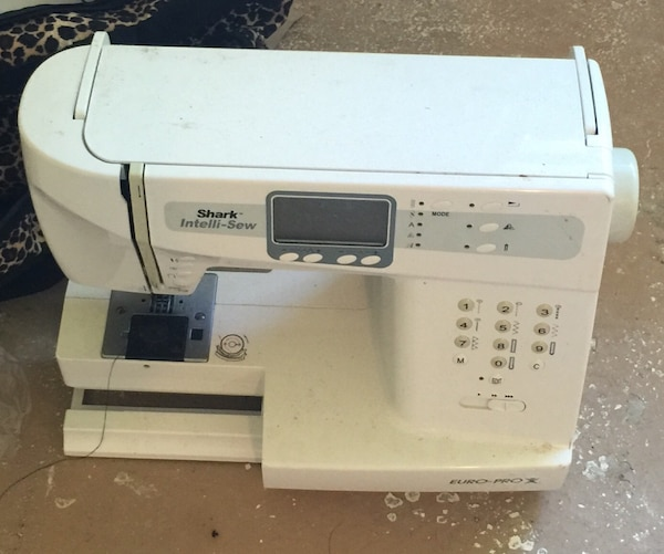 Shark Sewing Machine Machine Photos And Wallpapers Enchanting Shark 612c Sewing Machine Review