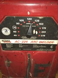 red and black Lincoln Electric welding machine Orlando, 32808
