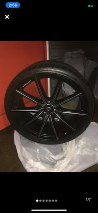 "22"" Rim  Capitol Heights, 20743"