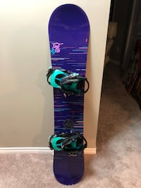 K2 board,bindings, bag,boots,snowboarding pants,goggles all brand new still has price tags on it never been used  Edmonton, T5X 6B7