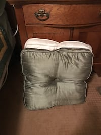brown leather tufted sofa chair Orlando, 32835