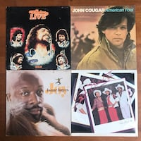 Lot of 4 Vinyl Records Pickering, L1W 3X9