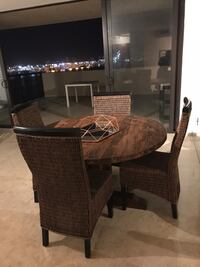 $120 Dining Table (just table)