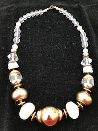 GORGEOUS NECKLACE #1...NEW NEVER WORN...VERY BEAUTIFUL