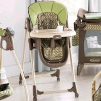 Graco High Chair Longueuil, J4L 1H6