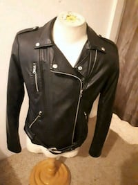 DH3 leather jacket XL Edmonton, T5N 3T1