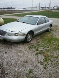 gray lincoln coupe