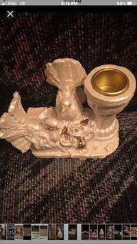 Ceramic Candle Holder Never Used Toronto, M4A 1T7