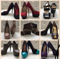 Women's shoes contact for pricing size 6.5/7 Calgary, T2X 0M7