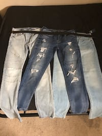 Hollister , H&M , and American Eagle jeans Fort Washington, 20744