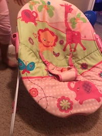 Baby bouncer seat GREAT CONDITION Gaithersburg, 20878