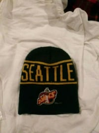 Seattle sonics beanie from the 90s Seattle, 98133