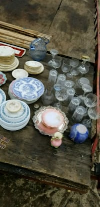 FINE CHINA AND OTHER ITEMS