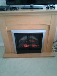 electric fireplace  Surrey, V3S 4P9