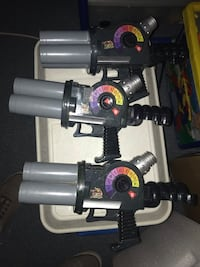 Zurg shooters Toy Story (3)