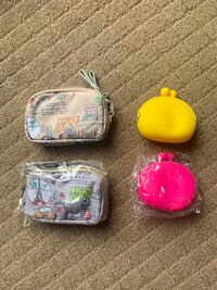 Coin Purse Lot of 4