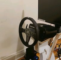 Used CSL Elite Racing Wheel