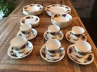 Bone china New Tecumseth, L0G