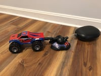 Spider-Man Toy Truck Stafford, 22554