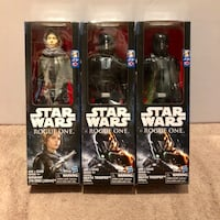 Star Wars Rogue One (3 Figures) Savage, 20763