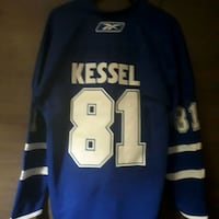 blue and white NFL jersey Vancouver, V5N 1C7