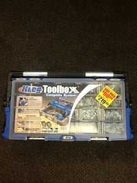 blue and black Ryobi power tool box Hagerstown, 21740