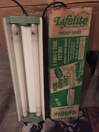 "24"" vintage grow lights  Scottdale, 30079"