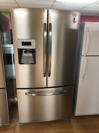 Stainless Steel GE French Door Refrigerator  Woodbridge, 22191
