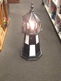 Amish wood crafted lighthouse  Hagerstown, 21740