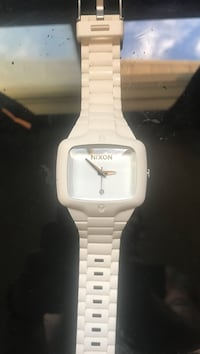 Nixon Rubber Player waterproof watch  Edmonton, T6H