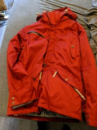 Ride snowboarding jacket