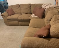 Recliner Sectional Couch  Charlotte, 28209