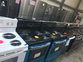 Brand new appliances DISCOUNTED PRICES! Lowest prices around