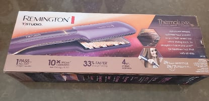 "REMINGTON Pro 2"" Flat Iron with Thermaluxe Advanced Thermal Technology"