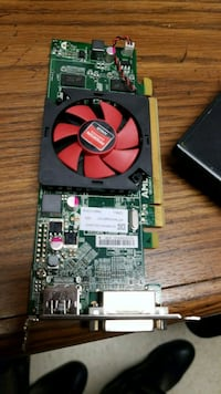 Radon AMD Graphics Card 31 mi