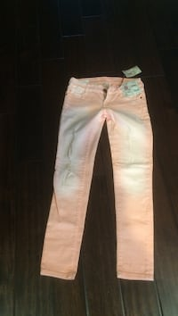 Women's distressed jeans size 0