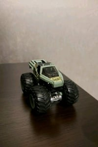 Hot wheels Monster Truck Soldier Fortune