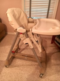 Baby's Peg Perego high chair Silver Spring, 20902