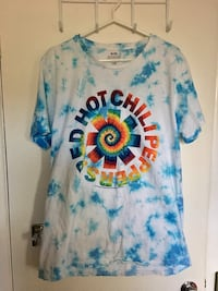 Red Hot Chili Peppers Tee Shirt size XL