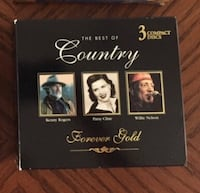 Country Music/3 CDs Fountain Valley, 92708