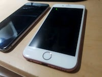 2 iPhone's 6 6s rose gold 64gb great deal  Toronto