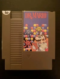 Dr. Mario for Nintendo NES