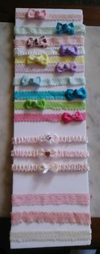 infant bands & bows Youngstown