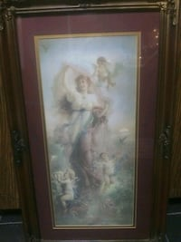 Heavy pic of angels bought a few years at one of the Little stores in