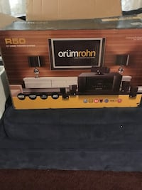 Orumrohn Home  Theatre System Silver Spring, 20906