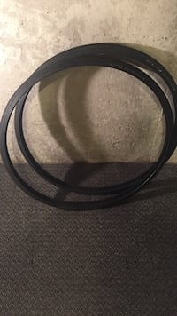 Lightly used, less than 200miles. Bontrager R1